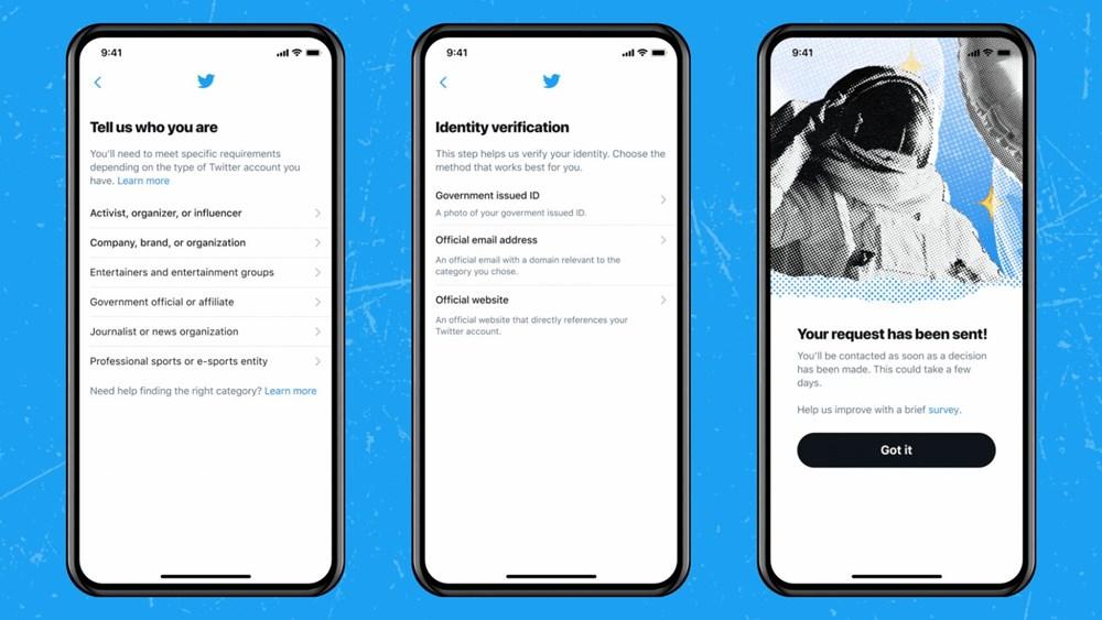 Twitter yeniden mavi tik dağıtacak (Hesap doğrulamaya başlıyor) - 2