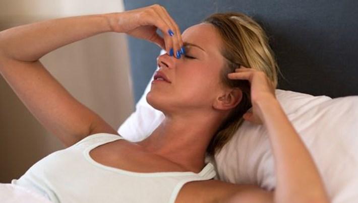 Stres ve uykusuzluk 'karabasan' (uyku felci) nedeni