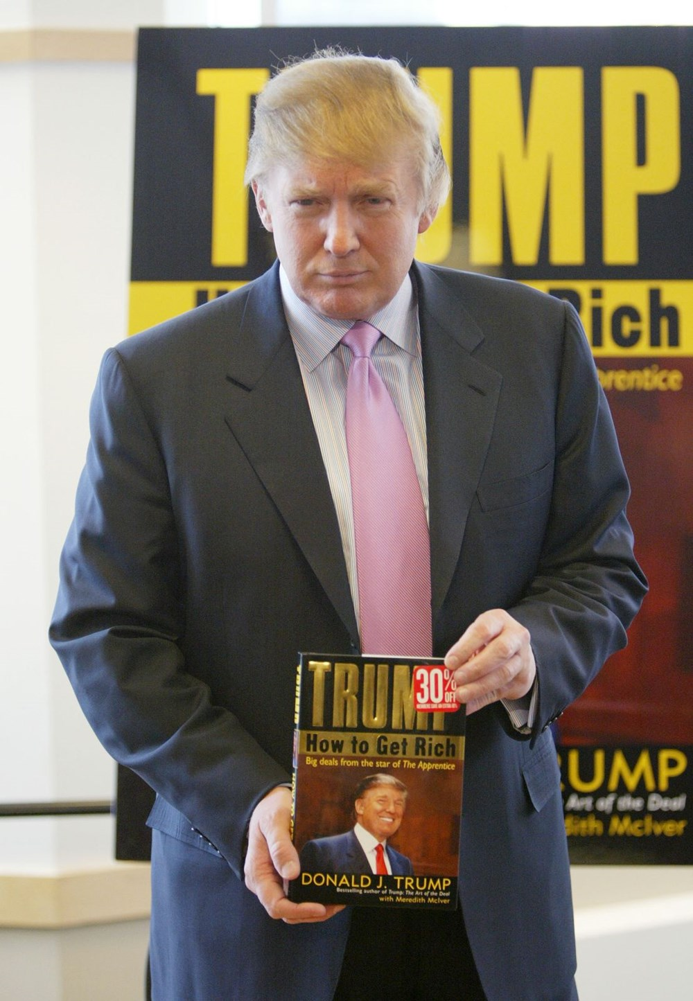 Donald Trump'ın B planı iddiası: 100 milyon dolarlık kitap ve TV programı teklifi - 4