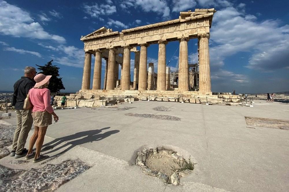 Yunanistan'da öncelik turizm: Yabancı turistleri geri getirmek amacıyla adalardaki herkes aşılanacak - 7