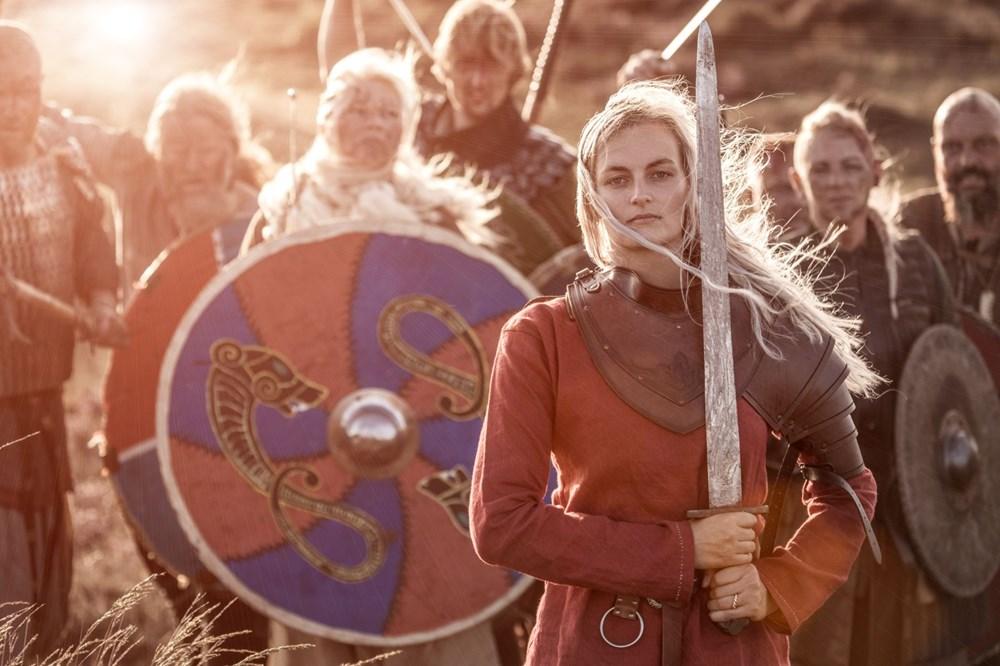 Vikingleri ölümden sonraki dünyaya götürdüğüne inanılan bin yıllık geminin enkazı bulundu - 7