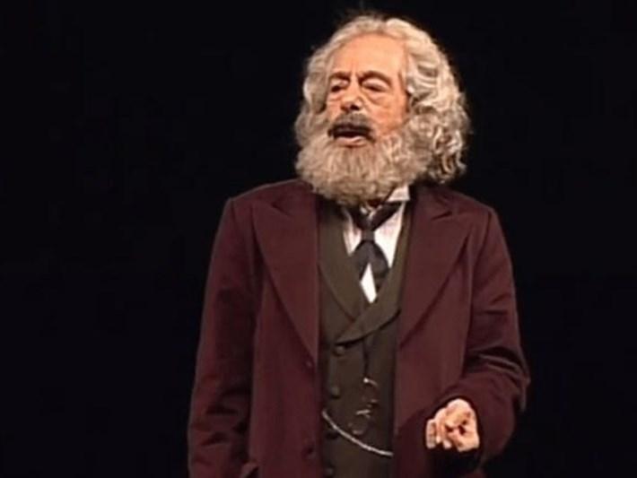 Genco Erkal'ın Marx'ın Dönüşü erişime açıldı