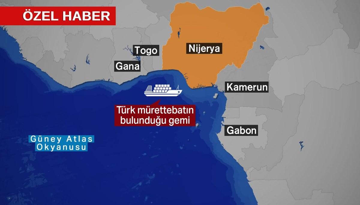Türk gemisine korsan baskını: 1 kişi öldü, 15 kişi kaçırıldı