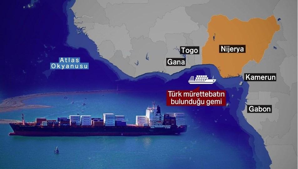 SON DAKİKA HABERİ: Dışişleri Bakanı Çavuşoğlu NTV'de açıkladı: Gemi Gabon karasularında