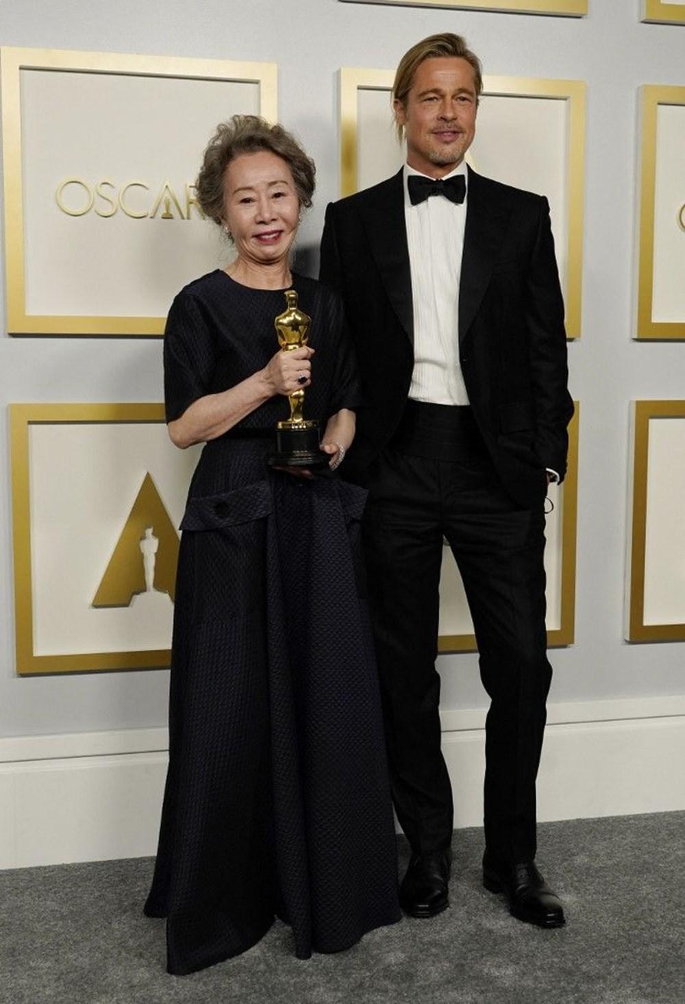 2021 Oscar Ödülleri sahiplerini buldu (93. Oscar Ödülleri'ni kazananlar) - 36