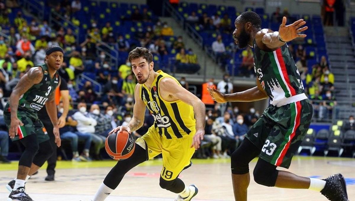 Fenerbahçe Beko'dan 39 sayı farklı galibiyet