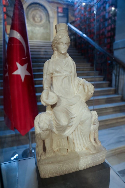 Afyonkarahisar'da, Kybele heykeli bekleniyor - 2