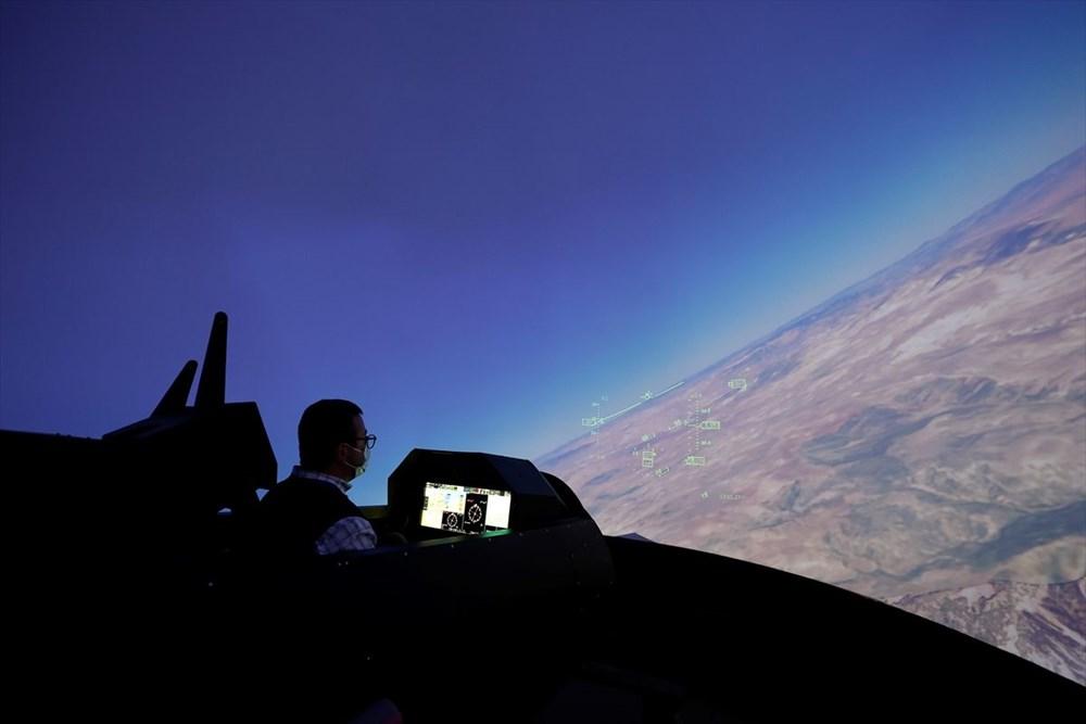 Jet eğitim uçağı Hürjet'te sona doğru - 9