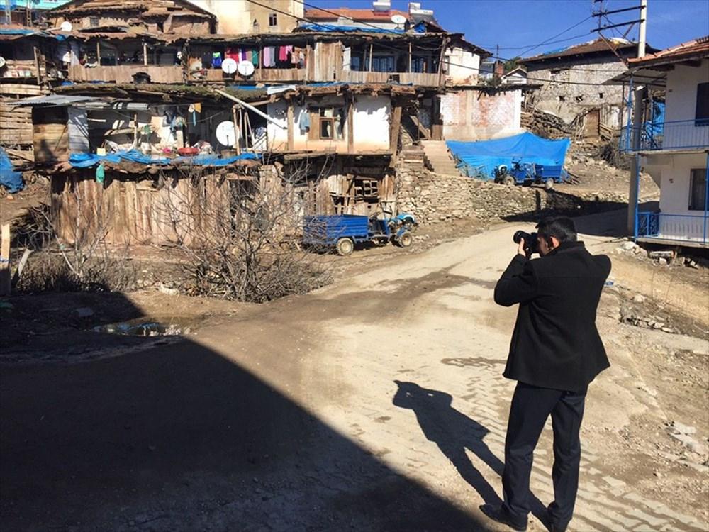 İç içe 35 ev! Burası Nepal değil Manisa - 13