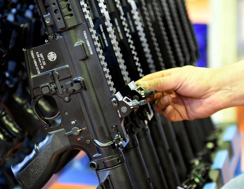 SAR 762 MT seri üretime hazır (Türkiye'nin yeni nesil yerli silahları) - 140