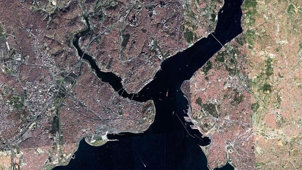 İstanbul'daki müsilaj uzaydan görüntülendi - 12