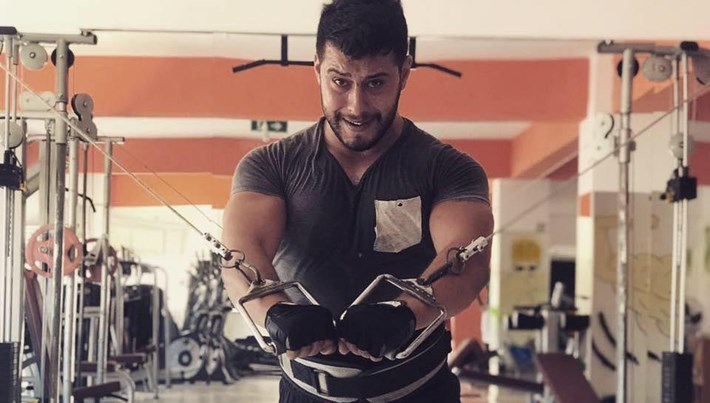 Spor salonu işletmecisi silahlı saldırıda öldürüldü