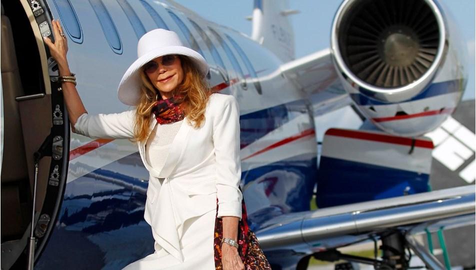 Ünlü isimlerin ikonik özel uçağı tarihe karışıyor