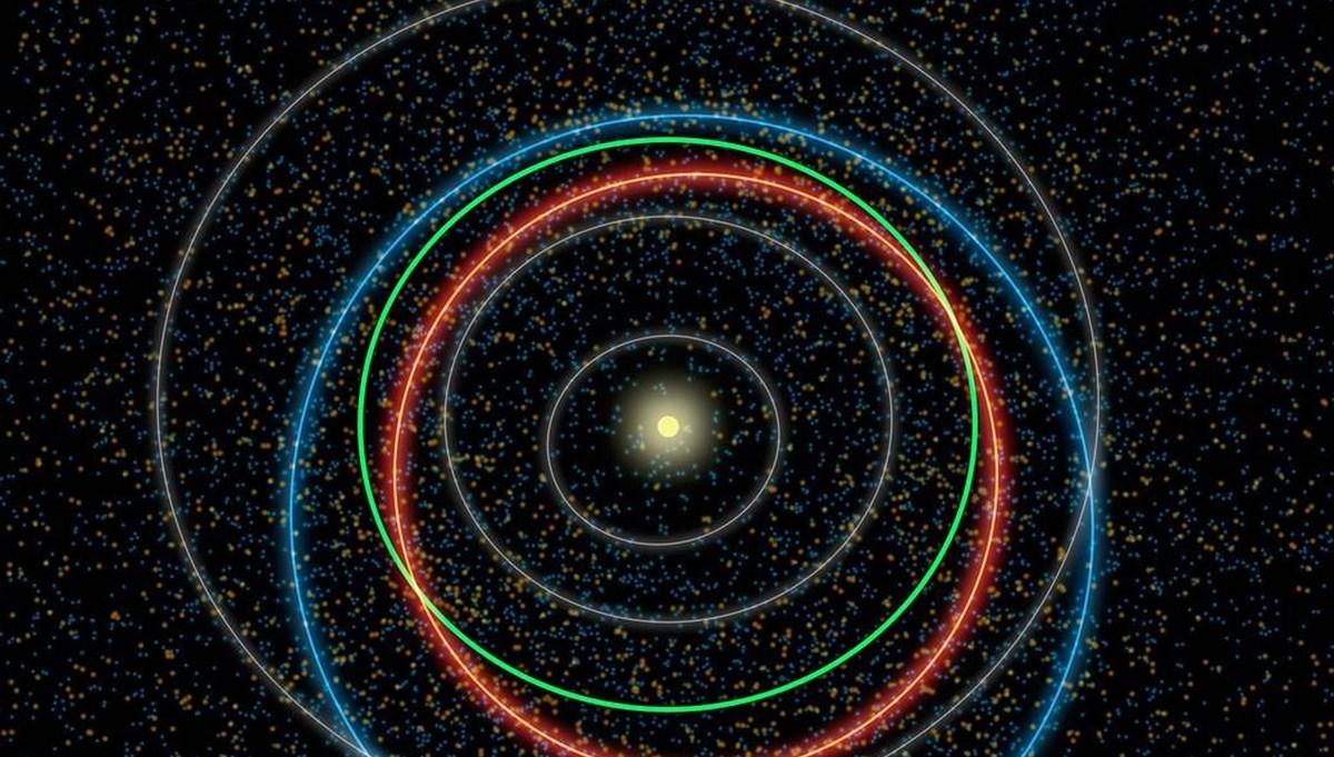 2014 UN271 yakında Dünya'yı ziyaret edecek: 612 bin yılda bir görülüyor