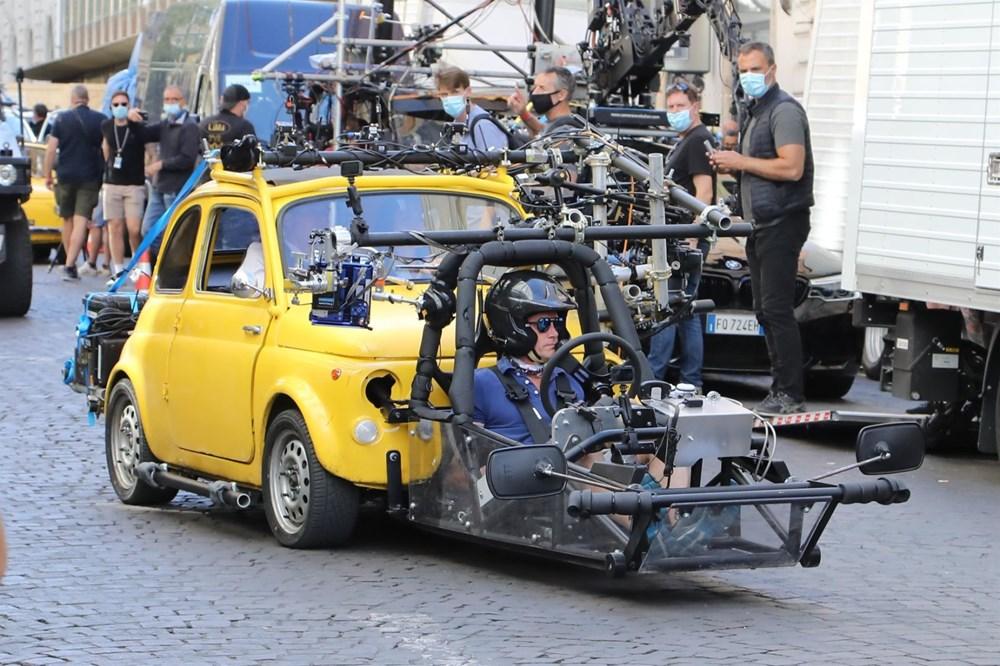 Tom Cruise'lu Görevimiz Tehlike 7 filmi böyle çekiliyor - 11