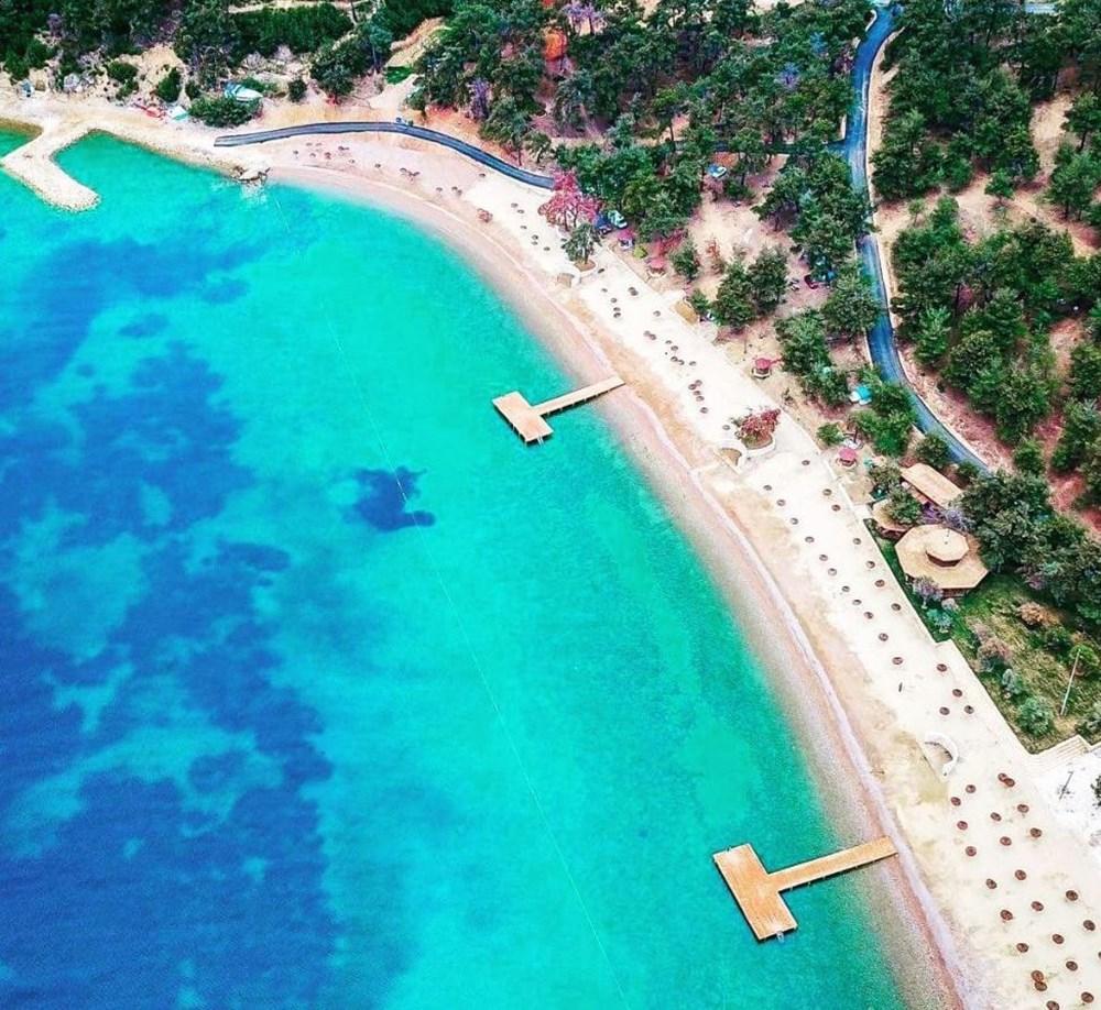 İstanbul çevresindeki en iyi kamp alanları - 48