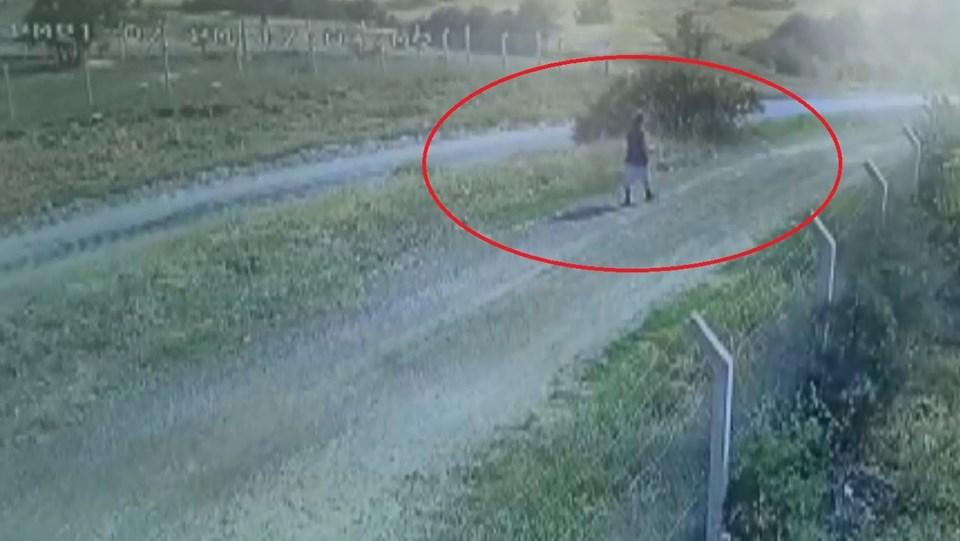 Onur Eker olduğu iddia edilen görüntü