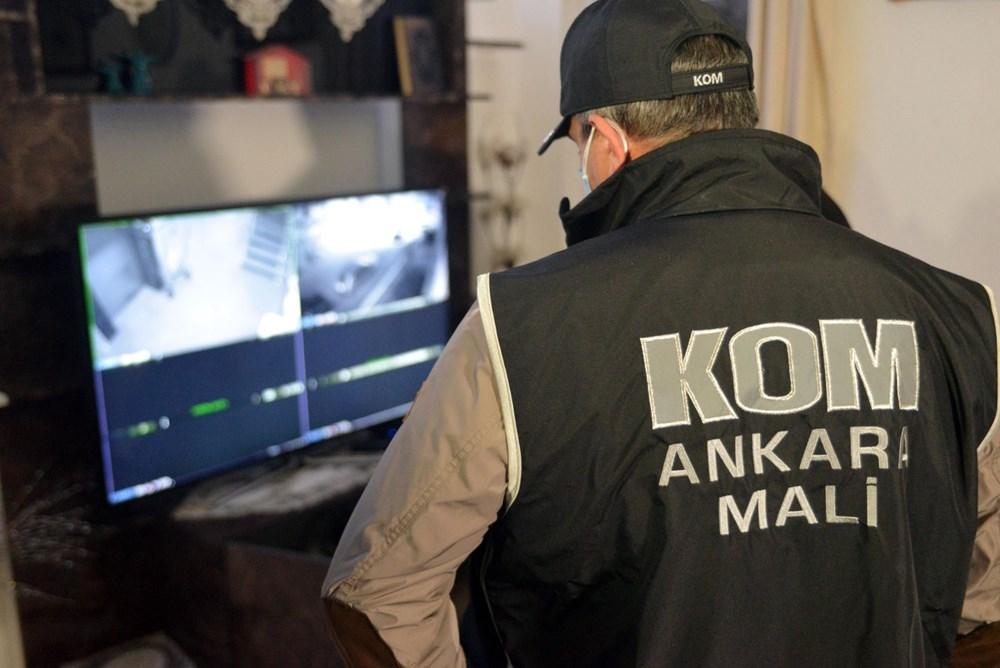 Suriyeli büyücü çetesi çökertildi: 13 gözaltı - 9