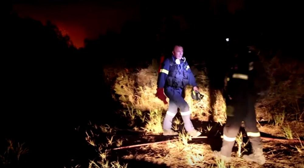 Akdeniz alev aldı: Yunanistan ve İtalya'da orman yangınları sürüyor - 31