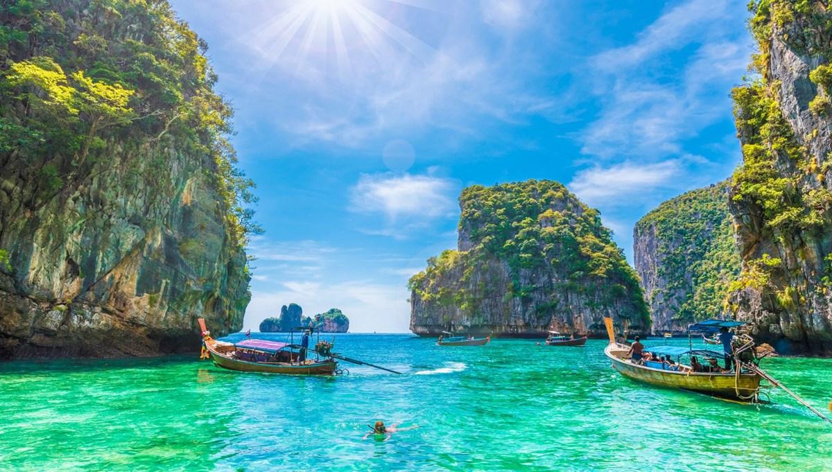 Nüfusunun yalnızca yüzde 1'ini aşılayan Tayland, turistlerin olmadığı zorlu bir yaz dönemine hazırlanıyor