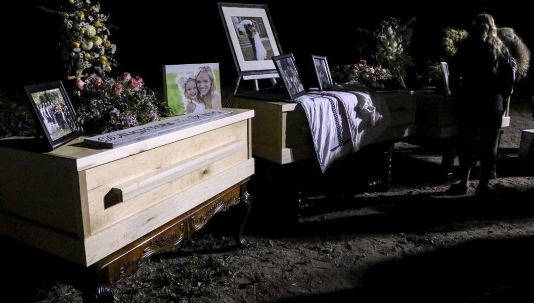 Meksika'da Mormon aileyi öldüren şüpheliler yakalandı