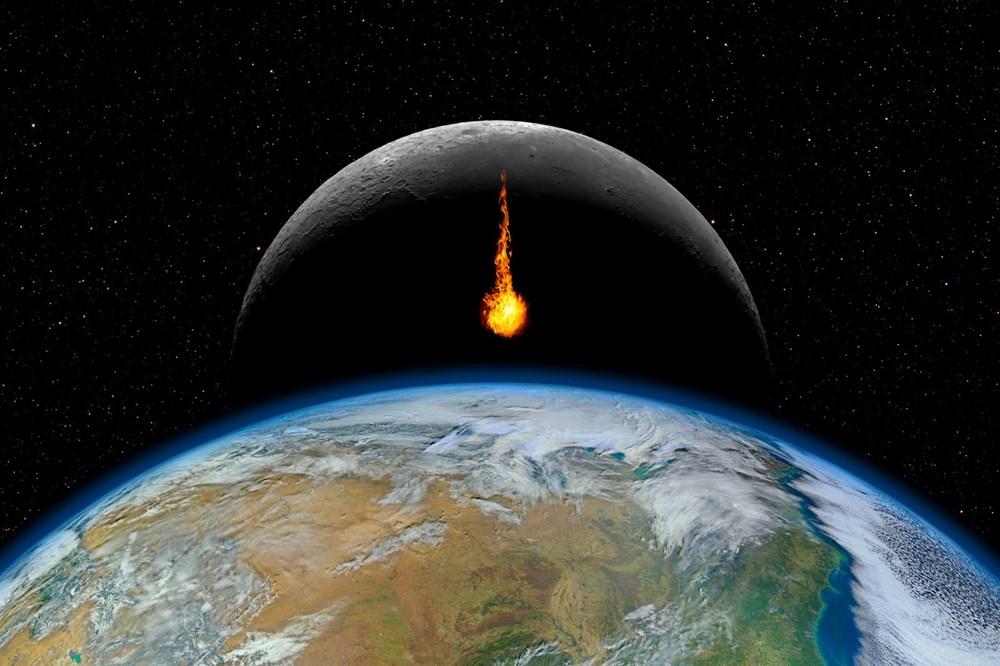 Çin teklif etti: Dünya'yı tehdit edecek asteroide roket - 2