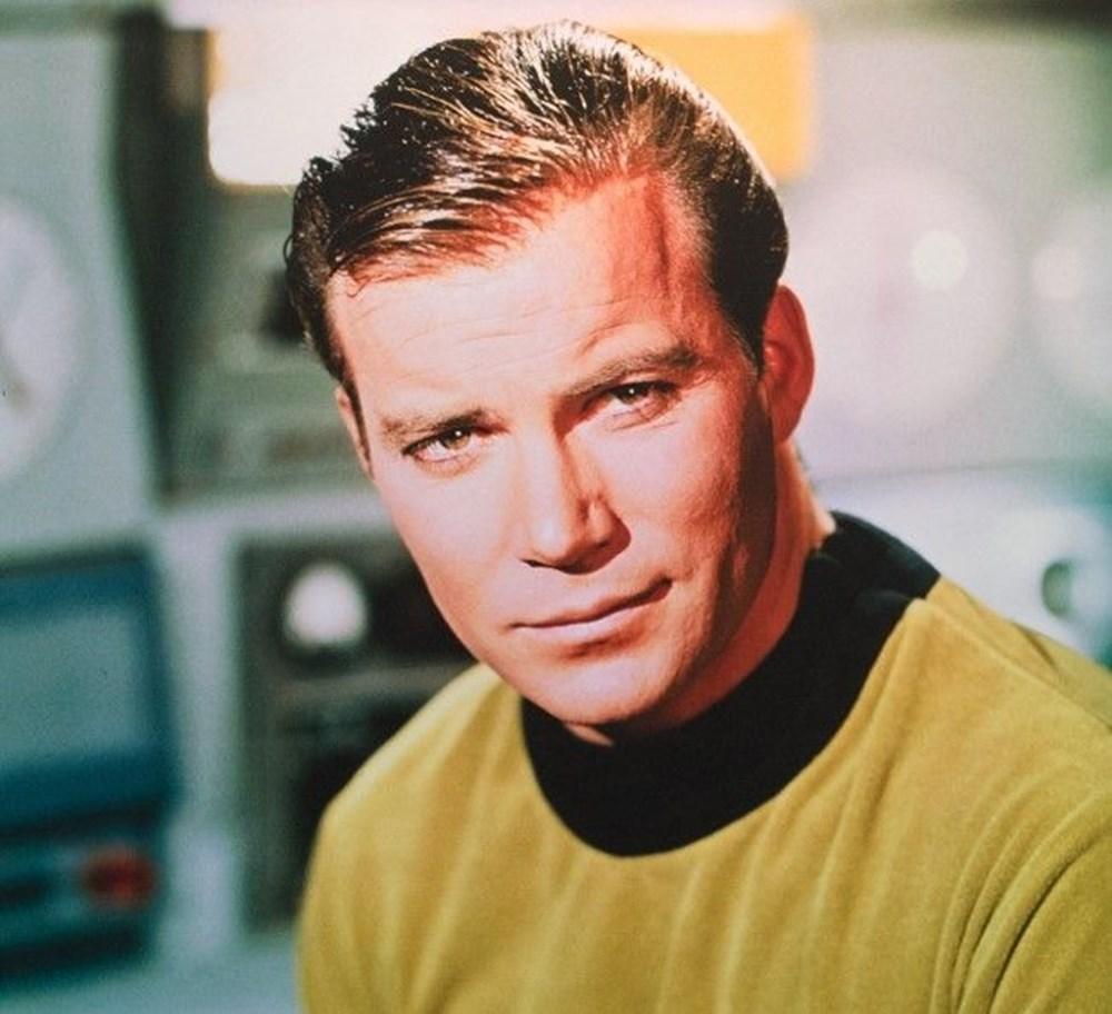 Star Trek'in Kaptan Kirk'ü William Shatner uzaya gidiyor - 4