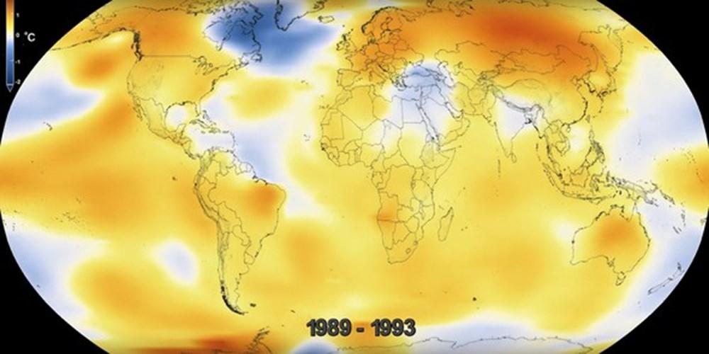 Dünya 'ölümcül' zirveye yaklaşıyor (Bilim insanları tarih verdi) - 119