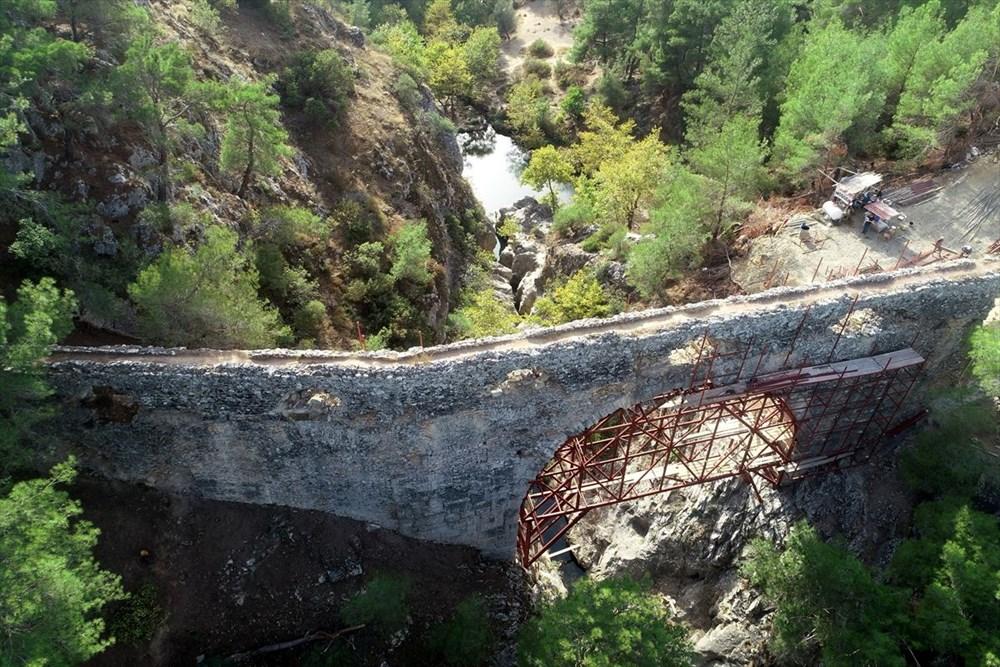 Troya'nın 3 bin 500 yıllık su kemeri restore ediliyor - 7