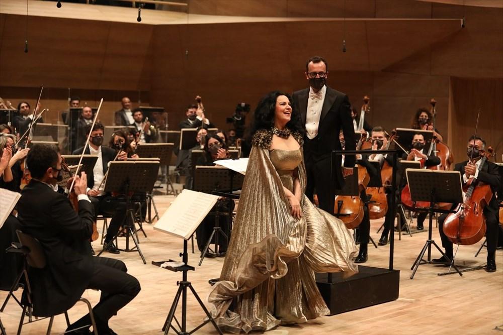 Cumhurbaşkanlığı Senfoni Orkestrası yeni bina açılış konseri - 4