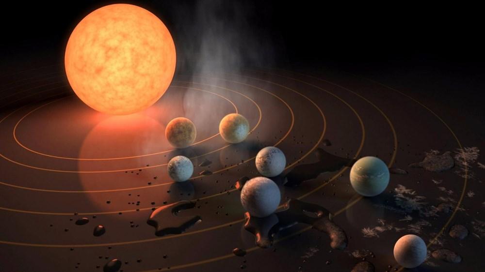 Dünya benzeri özelliklere sahip 45 gezegen bulundu - 6