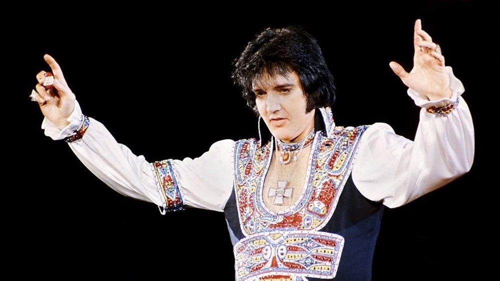 Rambut Elvis Presley dijual di lelang seharga 605 ribu lira - 1
