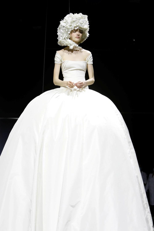 İtalyan moda devinden dikkat çeken defile - 5