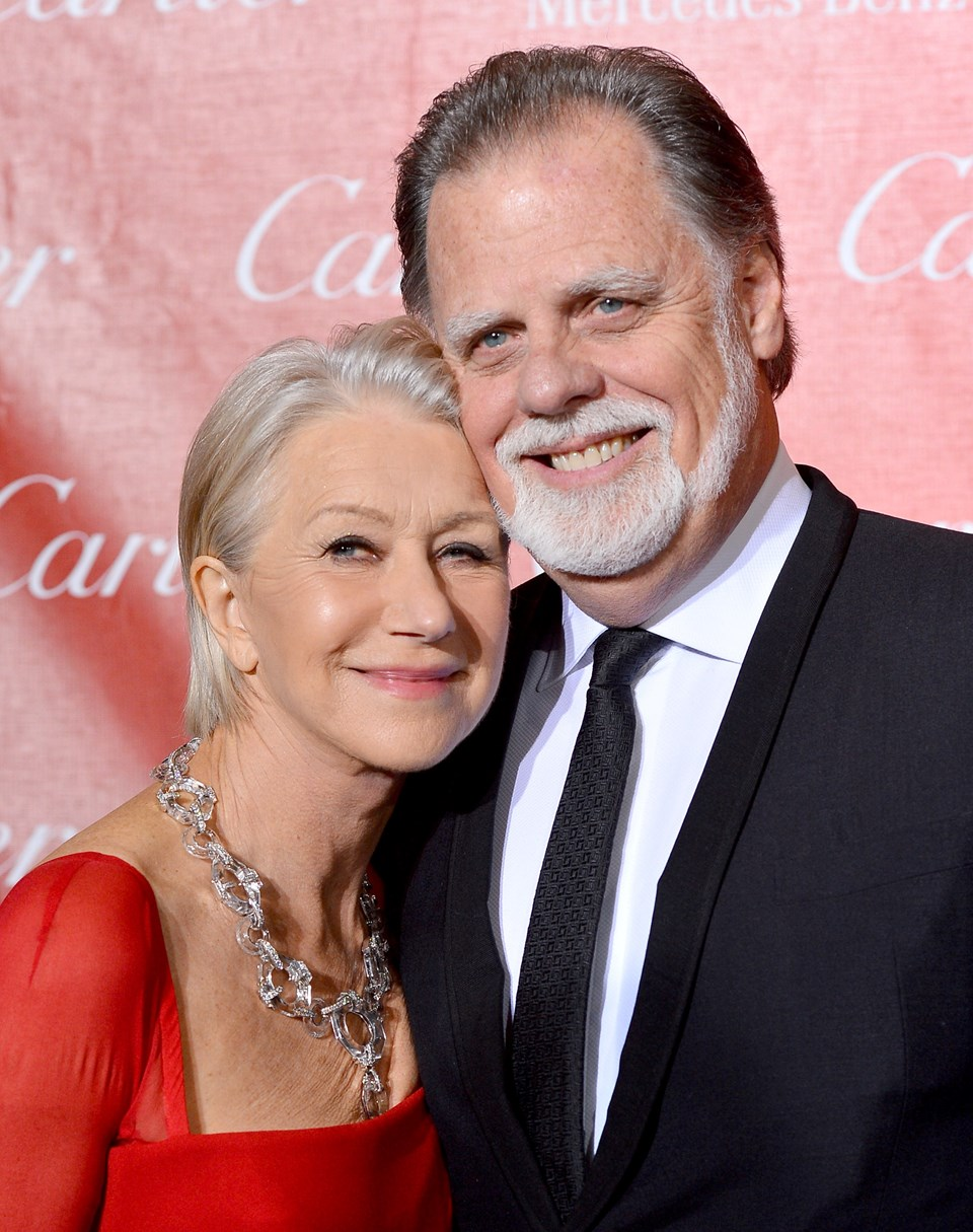Helen Mirren ve Taylor Hackford