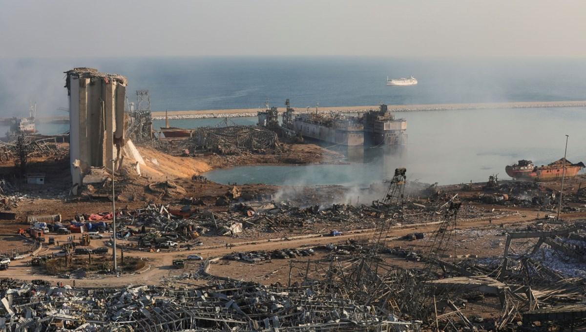 Beyrut'ta patlama: 100 kişi öldü, iki hafta OHAL ilan edildi