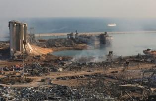 Beyrut'ta patlama: 135 kişi öldü, iki hafta OHAL ilan edildi