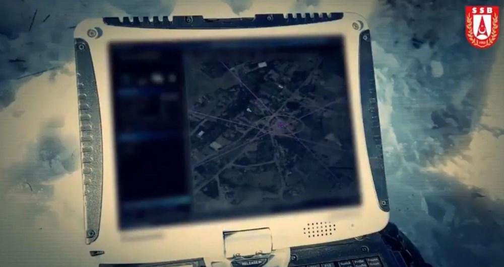 Dijital birliğin robot askeri Barkan göreve hazırlanıyor (Türkiye'nin yeni nesil yerli silahları) - 271