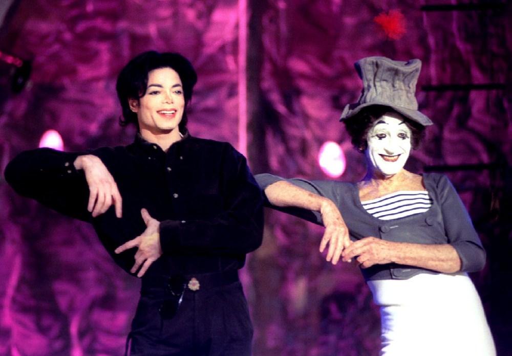 Az bilinen fotoğraflarıyla Michael Jackson - 9