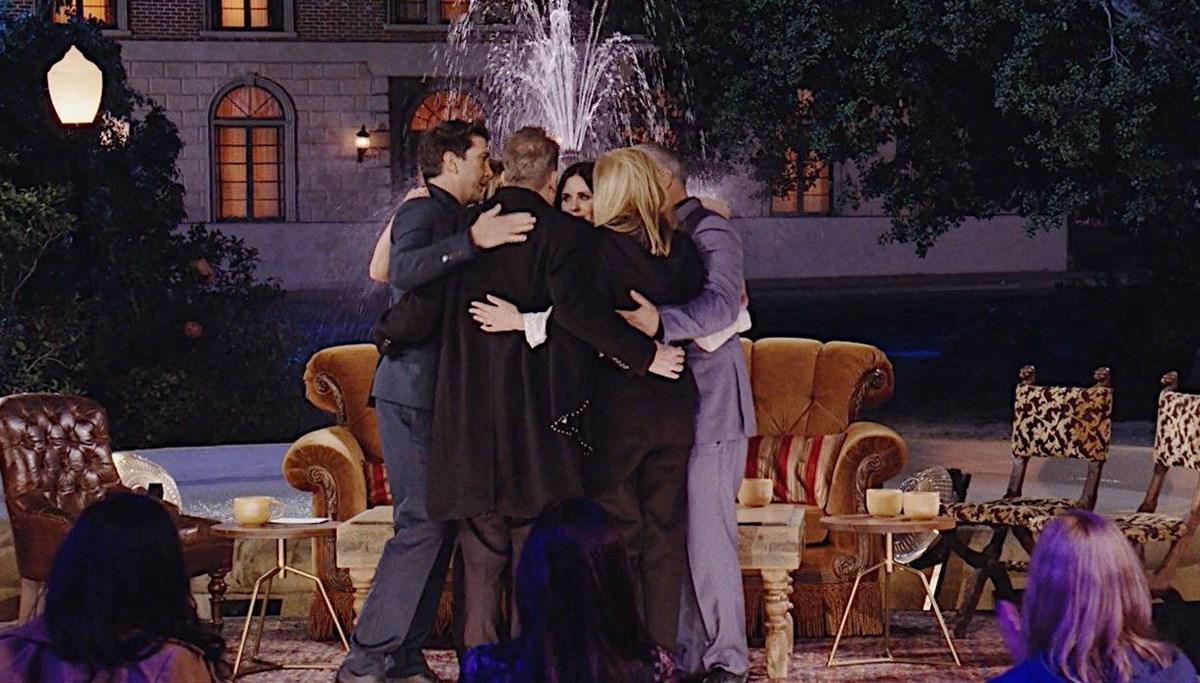 Friends The Reunion: Herkesin ağladığı bölüm