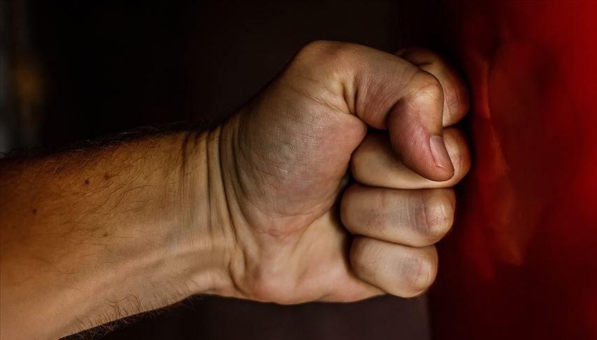 Şanlıurfa'da baba dehşeti: Bizi öldürür yardım edin