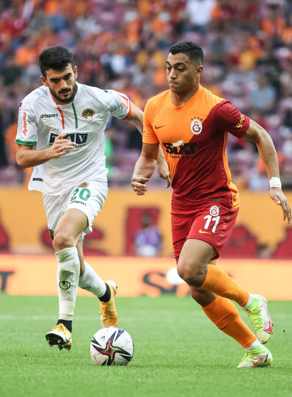 Galatasaray kendi evinde Alanyaspor'a yenildi: Maçtan notlar ve kareler - 3