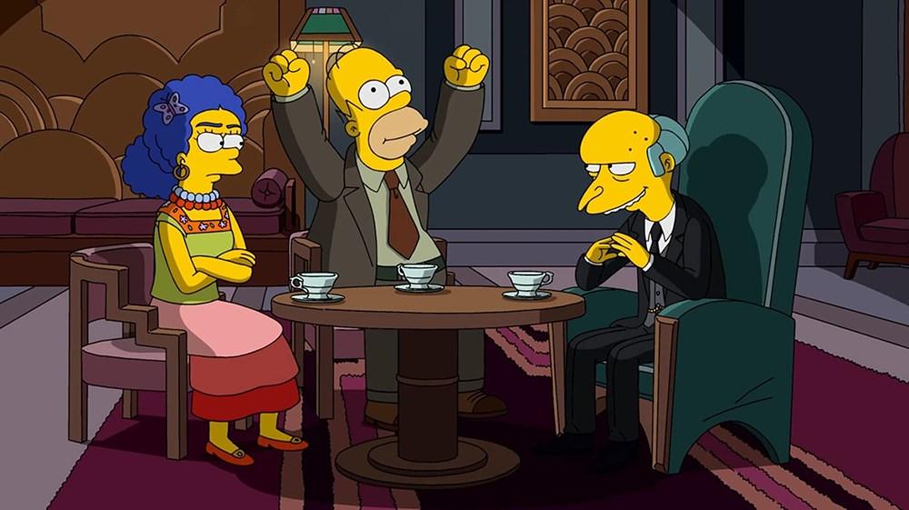 Simpsonlar (The Simpsons) Donald Trump'a oy vermemek için 50 neden sıraladı - 6