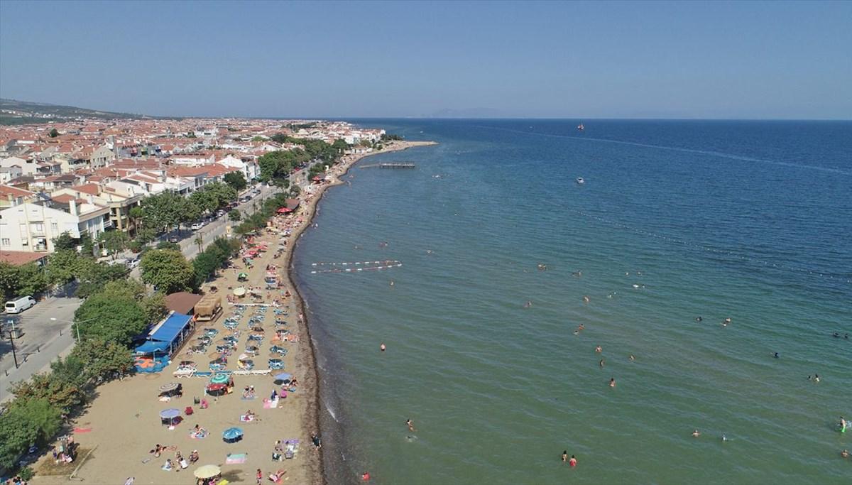 Tekirdağ'ın mavi bayraklı plajları