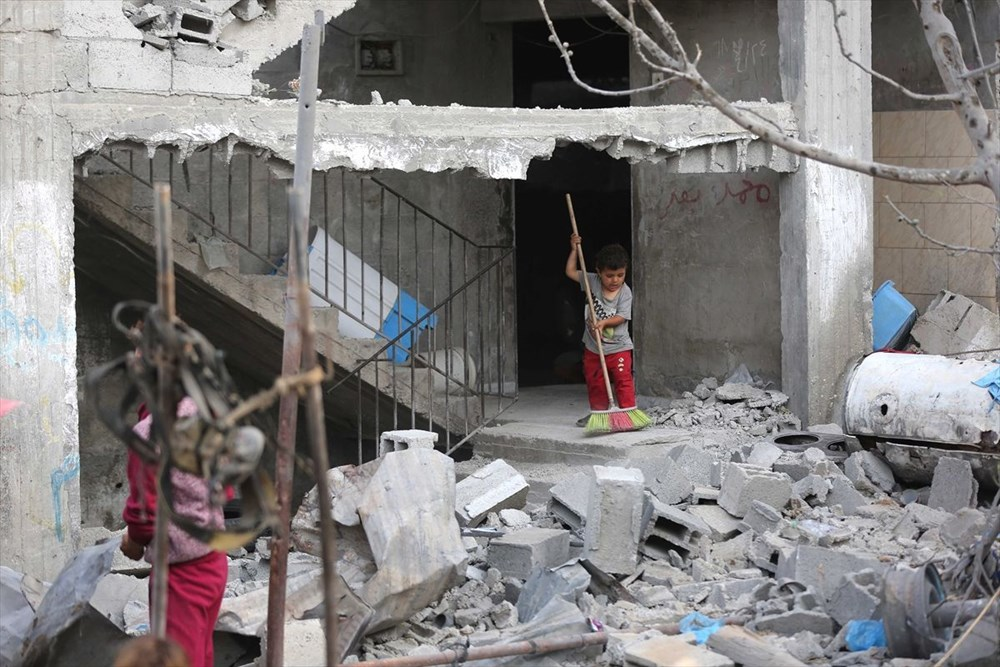 Ateşkesin ardından Gazze - 1