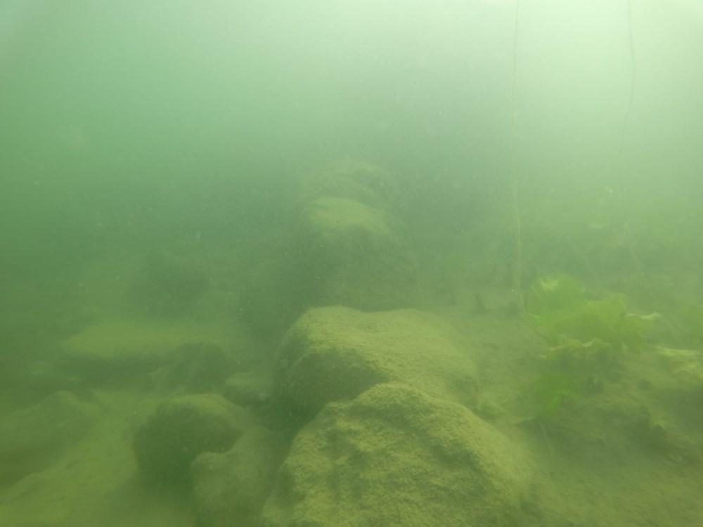 Gaga Gölü'nde kilise kalıntılarına rastlandı - 7