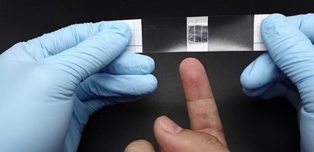 İnsan terinden elektrik üreten cihaz: Telefonunuzu parmaklarınızla şarj edebileceksiniz - 1