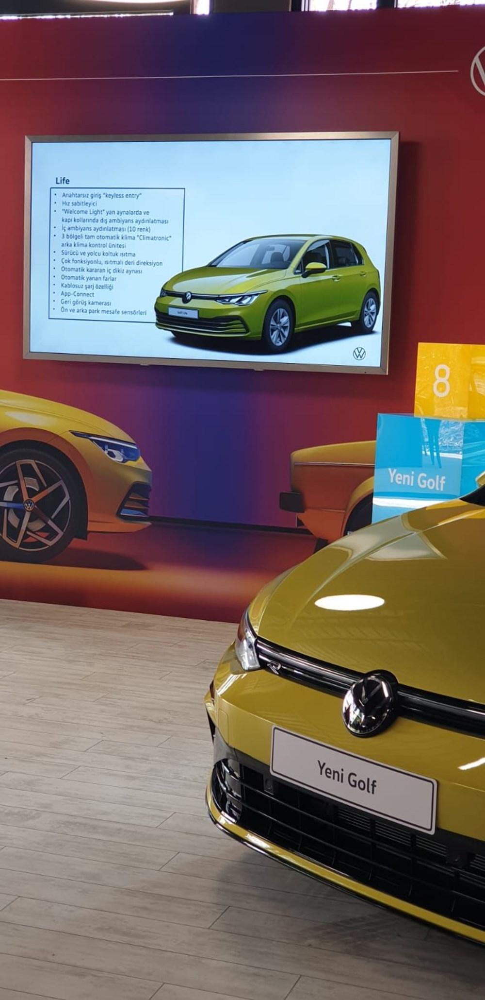 Yeni Volkswagen Golf Türkiye'de (Fiyatı belli oldu) - 4