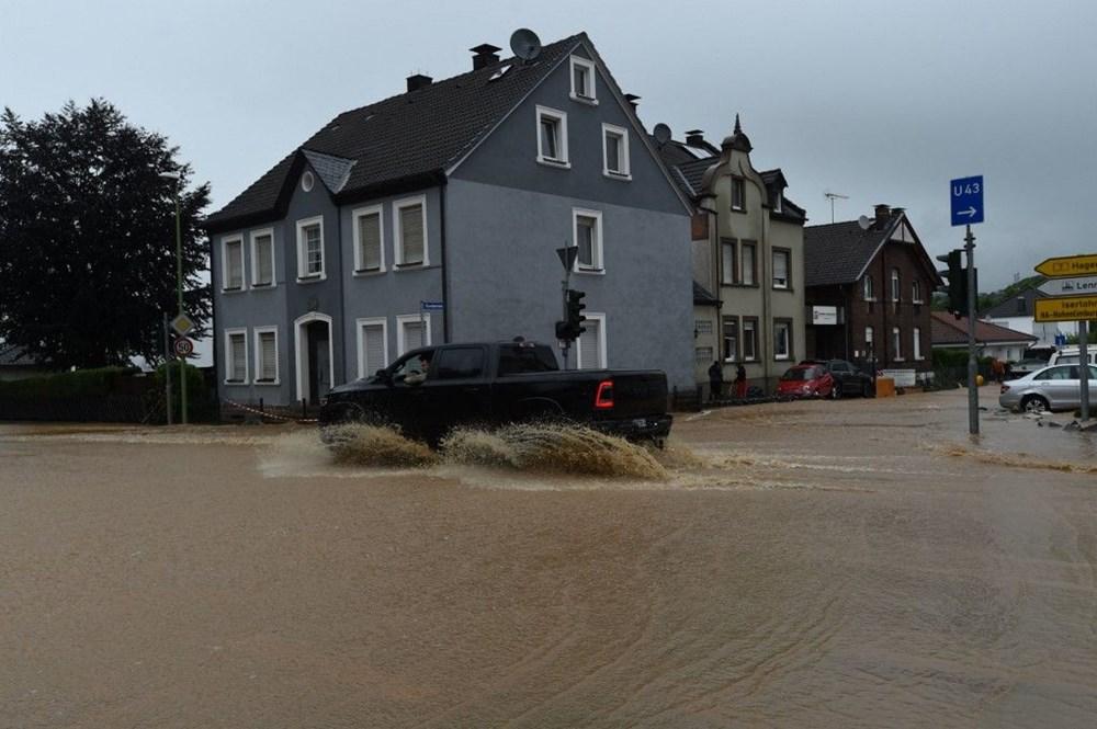 Almanya'da sel: 33 kişi hayatını kaybetti - 2