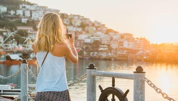 Antalya'da turizm rekoru