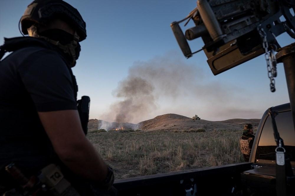 Irak'ta DAEŞ'e yönelik operasyon başlatıldı - 4